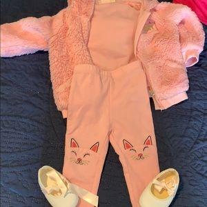 Juicy bodysuit with shoes